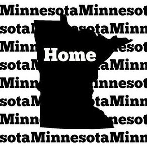 Home in Minnesota-Black