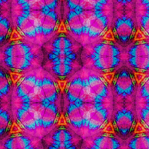 Little Triangle Kaleidoscope