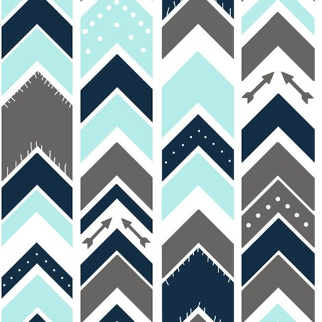 Rarrows_gray_navy_sky_blue_fringe_shop_preview