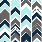 Rarrows_gray_navy_sky_blue_fringe_shop_thumb