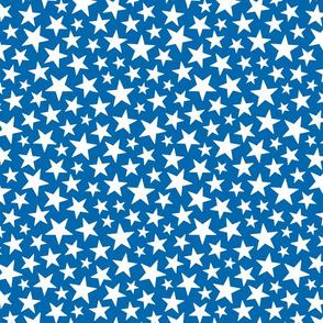 Americana Stars - Blue