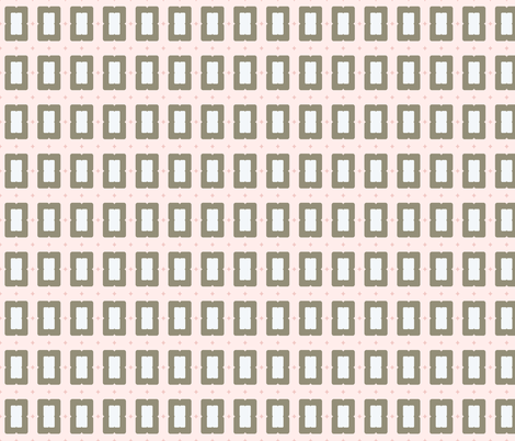 Soft Pinched Rectangles fabric by anniecdesigns on Spoonflower - custom fabric
