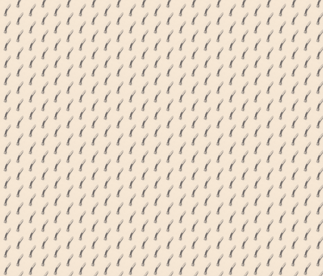 Burned Match fabric by lilafrances on Spoonflower - custom fabric