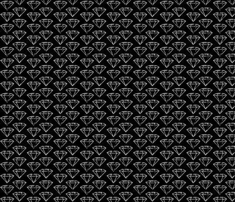 Speckled Diamonds On Black Wallpaper Blancamonroe