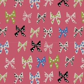 Bows in Pink