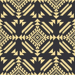 lion_tribal_black_and_gold