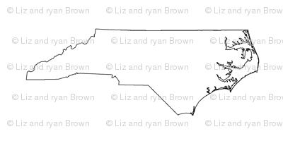North Carolina Outline