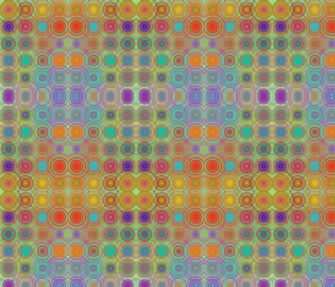 concentric multi fabric by bbusbyarts on Spoonflower - custom fabric