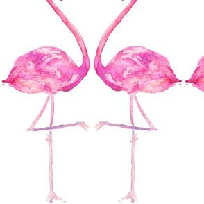 flamingo panel full yard