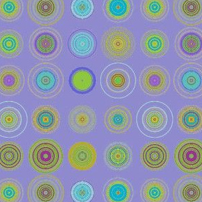 concentric periwinkle