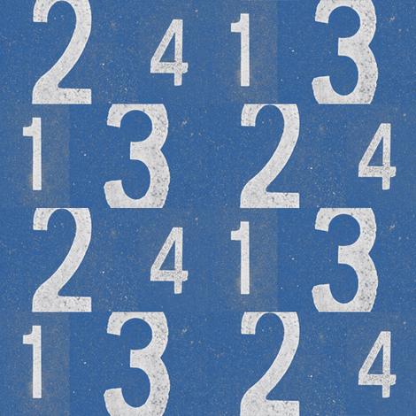 1234-b fabric by miamaria on Spoonflower - custom fabric