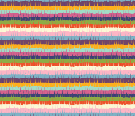 Piñata Fiesta Party fabric by polita on Spoonflower - custom fabric