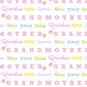 Grandmother - candy crush hearts