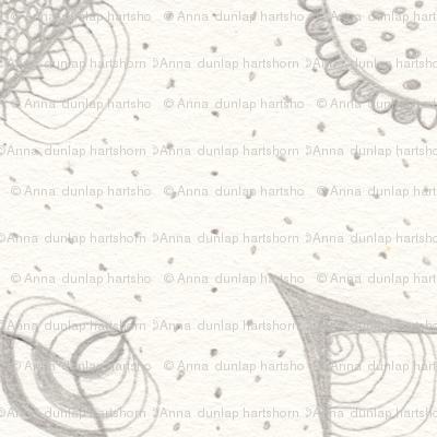 Fancy Pencil Doodles