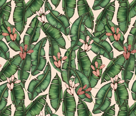jungle_dreams fabric by holli_zollinger on Spoonflower - custom fabric