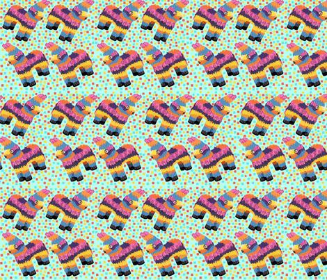Piñata Party fabric by taliah on Spoonflower - custom fabric