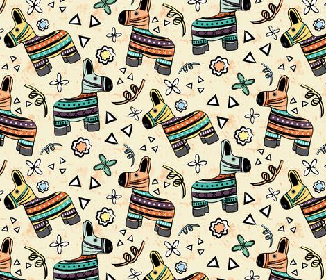 Pinata-01 fabric by marmalade&jam on Spoonflower - custom fabric