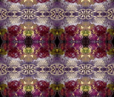 Soul Garden fabric by eva_evolved on Spoonflower - custom fabric