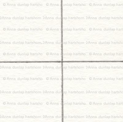 Handrawn Grid of Squares