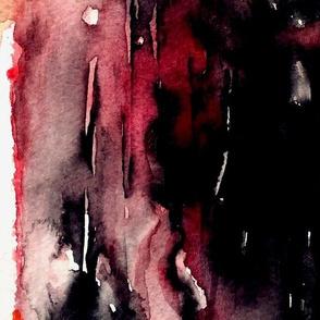Inkblot Flame