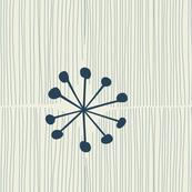 RETRO FLOWER PINS