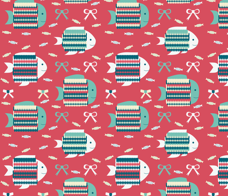 pinata fabric by youdesignme on Spoonflower - custom fabric