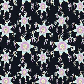 starry pinata