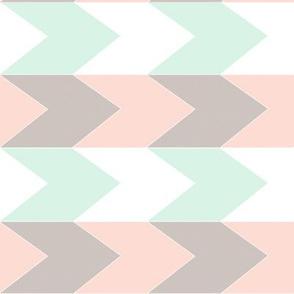 Trendy Chevron Stripes