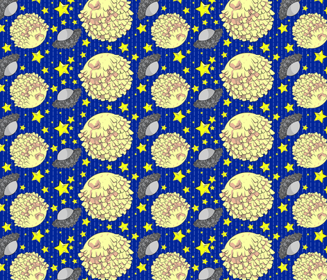 to the mooñata fabric by lunulata on Spoonflower - custom fabric