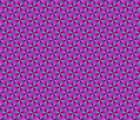 Dean's Pinwheels in Purple and Blue fabric by midcoast_miscellany on Spoonflower - custom fabric