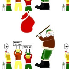 Santa's Pinata trial