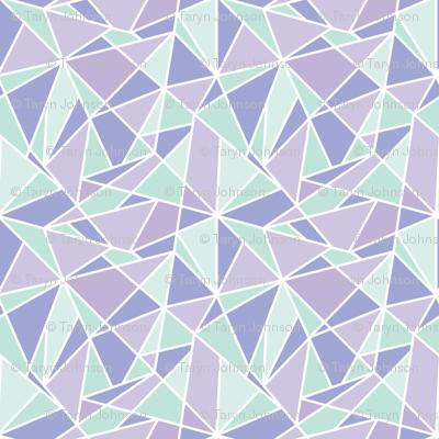 Geo Lines - Iceberg