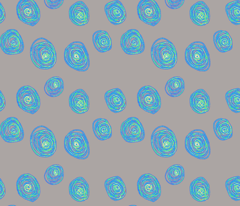 spiral_gray fabric by bbusbyarts on Spoonflower - custom fabric