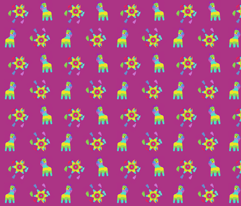 Pinata fabric by mitts on Spoonflower - custom fabric