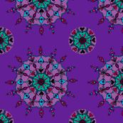 Heart Mandala Lavender