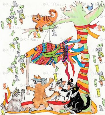 Pinata Meow