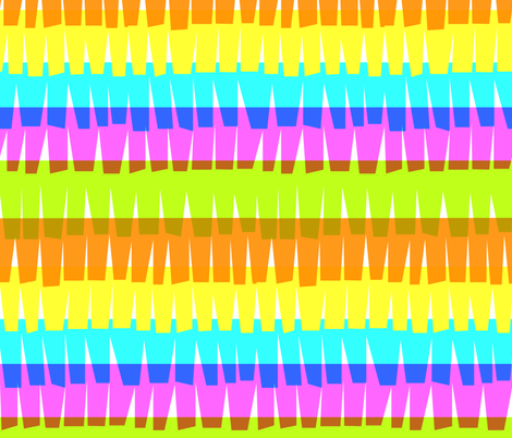 Pinata fabric by wink&smile on Spoonflower - custom fabric