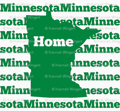 Home in Minnesota-Green
