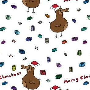 Dodo Christmas