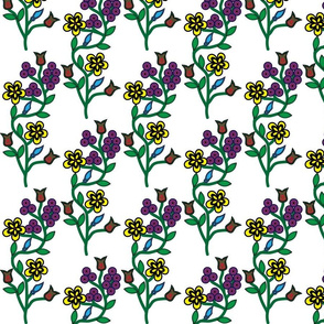 Ojibwe Flowers
