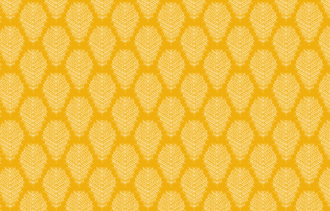 Fan Golden sun fabric by alexandraboman on Spoonflower - custom fabric