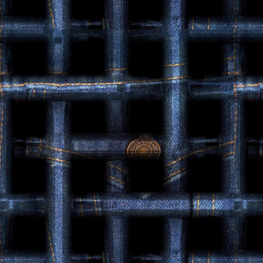 Denim Lattice