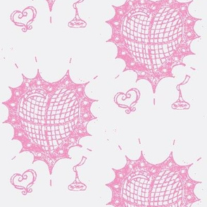 hearts and kisses 12