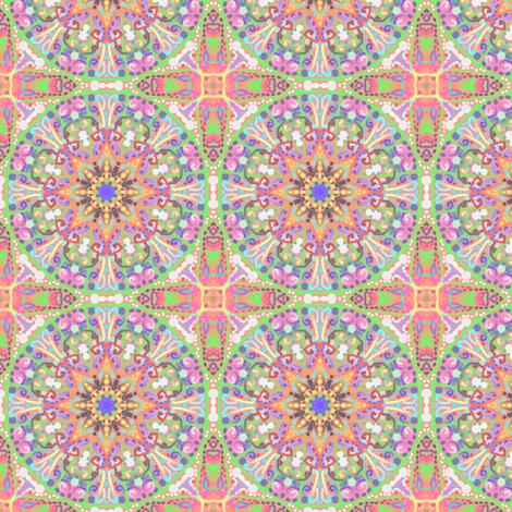Femme #1 fabric by tallulahdahling on Spoonflower - custom fabric
