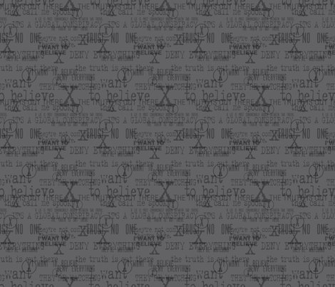 The Fabric is Out There - Small fabric by designedbygeeks on Spoonflower - custom fabric