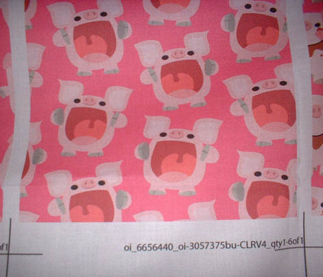 Little Pigs Can SHOUT! by Cheerful Madness!!