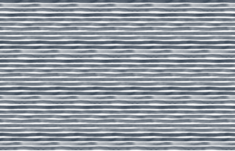 Navy Blue Watercolor Stripes by Friztin fabric by friztin on Spoonflower - custom fabric