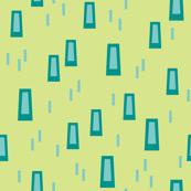 Hip Trapezoids (Ocean)