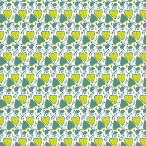 Tropical Leaves Small_Miss Chiff Designs