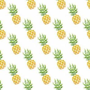 Pineapple rain